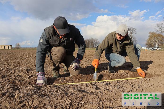 На Digital Field висіяли найбільше демополе з гібридами кукурудзи фото 3 LNZ Group