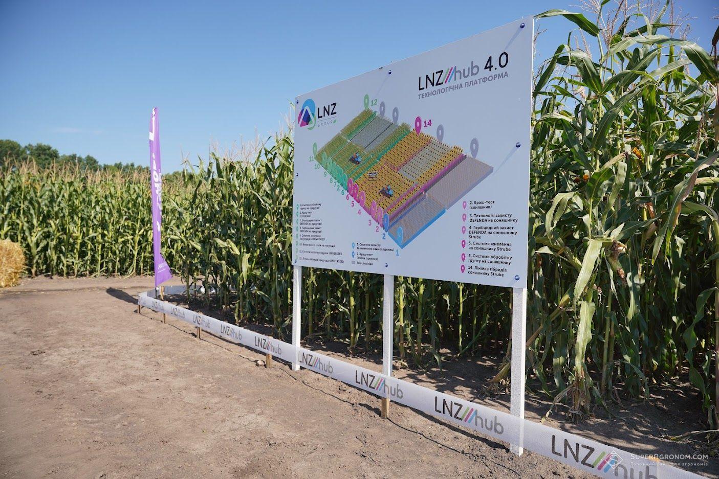 Випробування гібридів кукурудзи, соняшнику, та технологій вирощування культур на Черкащині: що побачили аграрії фото 1 LNZ Group