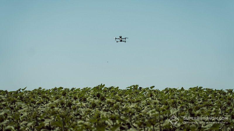 Внесення ЗЗР дронами: особливості застосування та екологічний аспект фото 1 LNZ Group