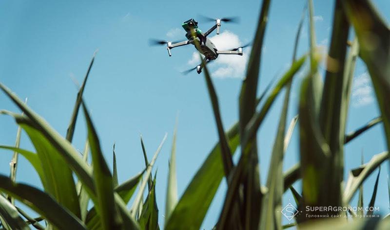 Внесення ЗЗР дронами: особливості застосування та екологічний аспект фото 2 LNZ Group