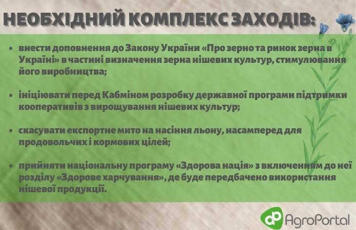 Чому льон так і не зайняв лідерську позицію на українських полях фото 6 LNZ Group