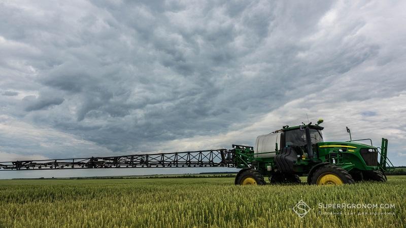 Озима пшениця на LNZ-хаб: особливості, досліди та врожайність фото 4 LNZ Group