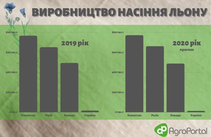 Чому льон так і не зайняв лідерську позицію на українських полях фото 3 LNZ Group