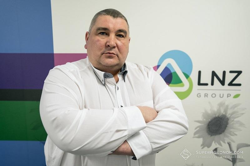 Олександр Котигора: Вплив строків та норм висіву на урожайність соняшнику фото 2 LNZ Group